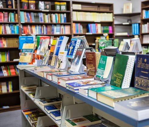 Foto de la libreria